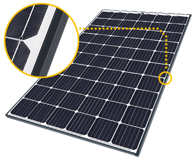 Sunmodule Plus SW 290Wp zonnepanelen
